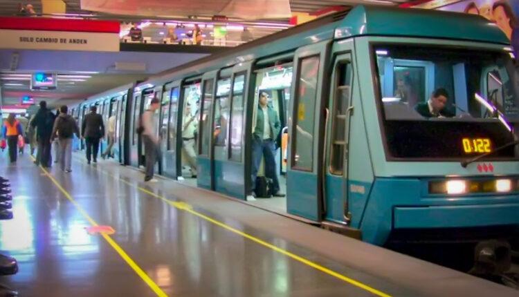 Mtt Y Metro Revisan Avances En La Construccion De La Extension De Linea 3 Hasta El Centro De Quilicura El Periodista Online