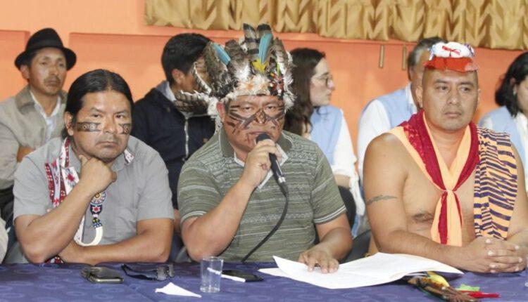 Resultado de imagen para ecuador indigenas