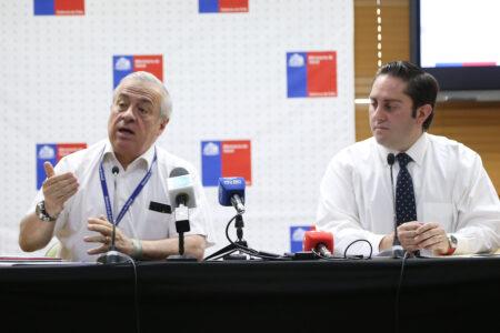 Confusam acusa a Mañalich de manipular cifras de coronavirus en Chile con fines políticos