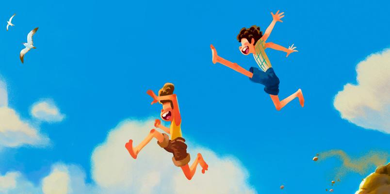 Luca, un niño que vive en la riviera italiana, será nuevo filme animado de  Pixar | El Periodista Online