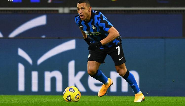 Inter de Vidal y Alexis venció al Milan en tiempo de descuento | El  Periodista Online